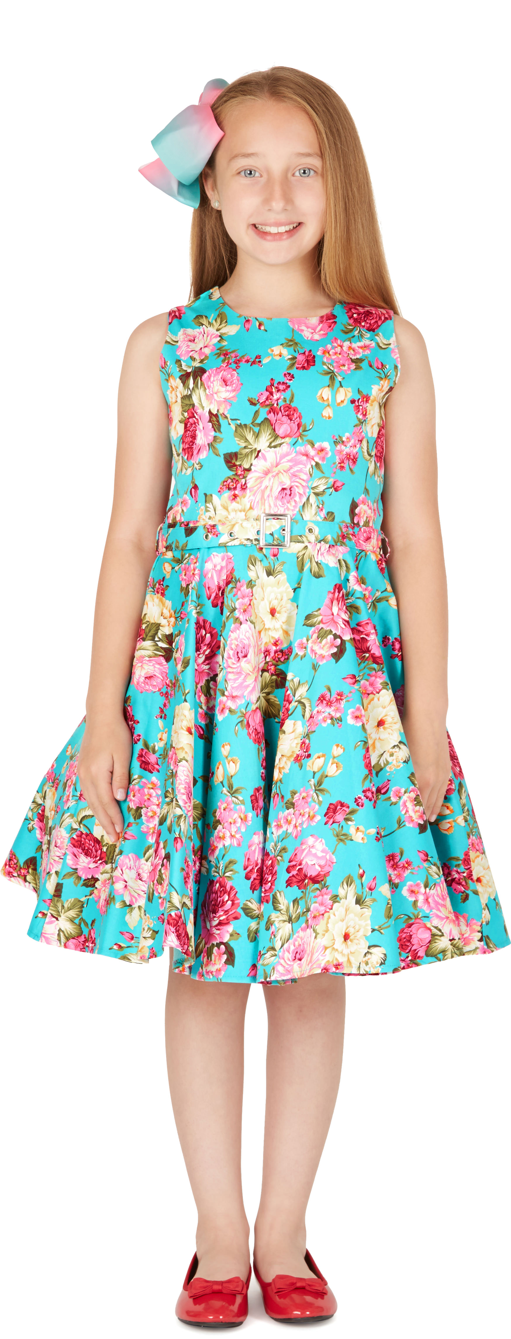 BlackButterfly Kids \'Audrey\' Vintage Divinity 50\'s Floral Party ...