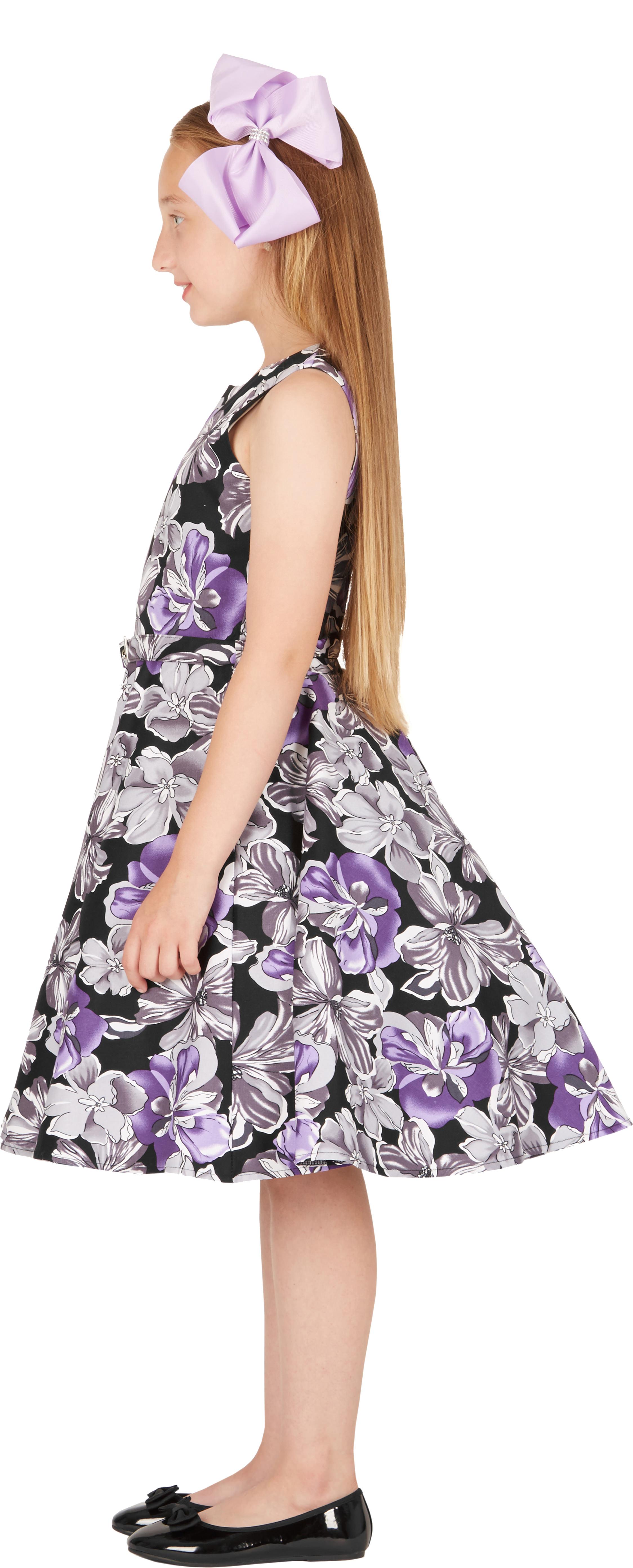 BlackButterfly Kinder \'Audrey\' Vintage Liberty Kleid im 50er-Jahre ...