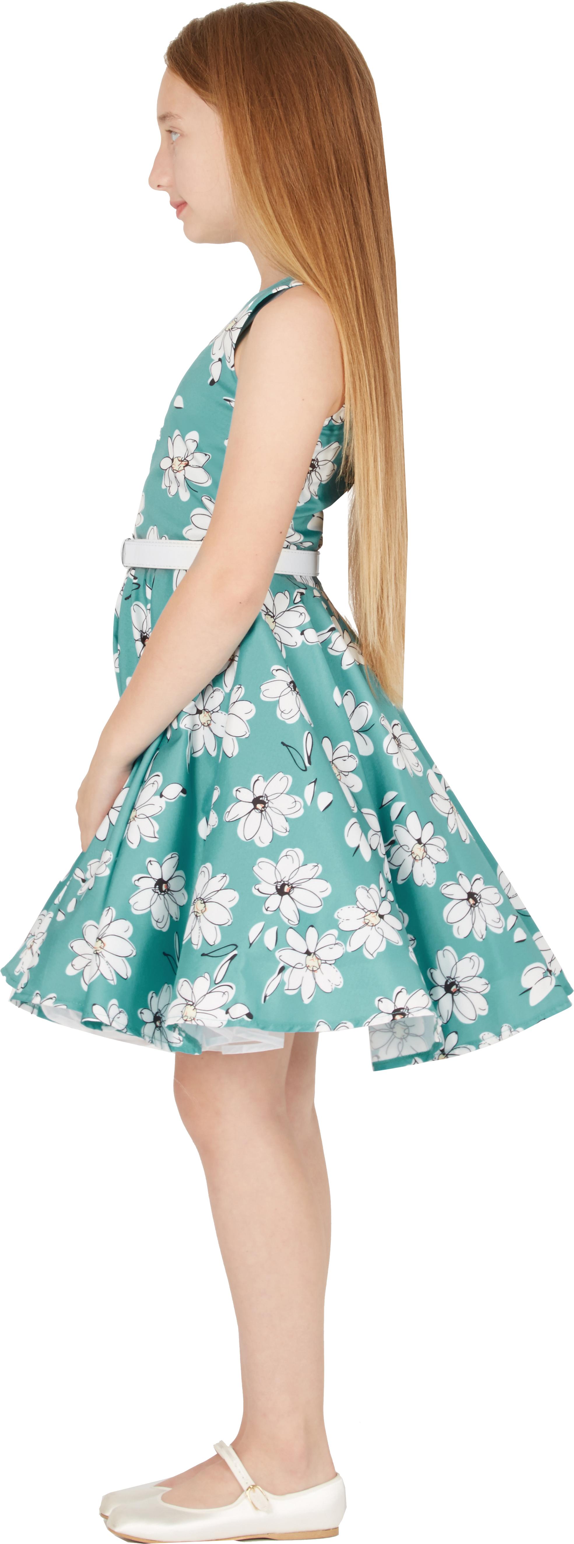 BlackButterfly Kids \'Audrey\' Vintage Daisy 50\'s Party Girls Prom ...